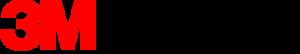 3M logo black